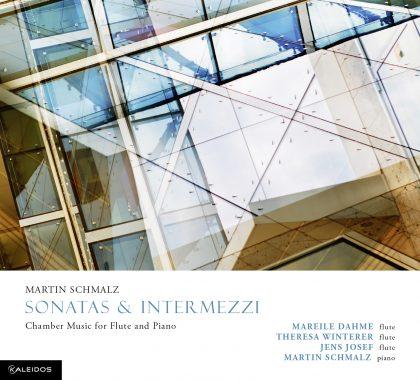 "CD-Cover ""Sonatas-Intermezzi"""