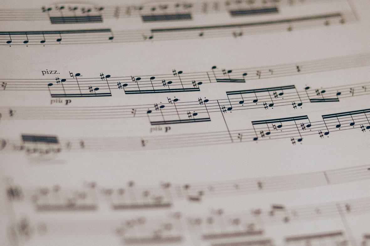 """Neues Werk – """"Sonatine"""" für Violine und Viola"""
