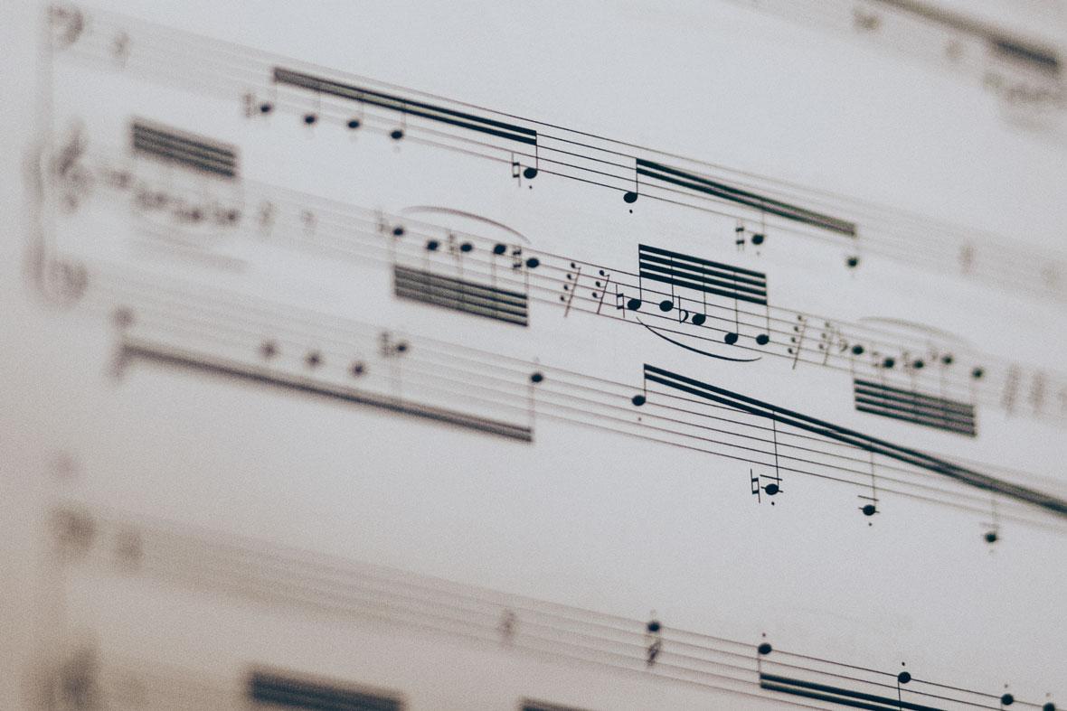 """Neues Werk – """"Vier Präludien"""" für Klavier und Orgel"""