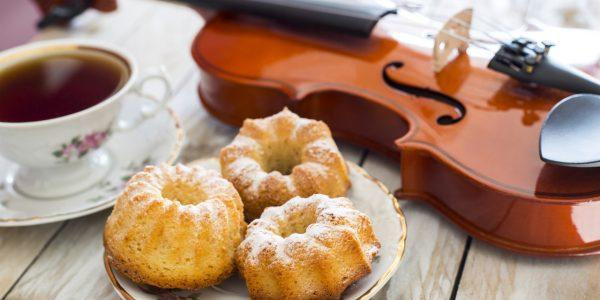 """Neues Werk – """"Gâteau-Trio"""" für Violine, Viola und Klavier"""